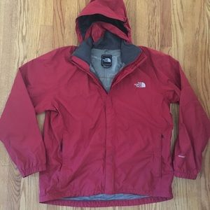 Men's The North Face Hyvent Hooded Jacket Sz L